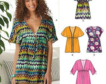New Look Pattern 6283 Misses' Mini Dress or Tunic
