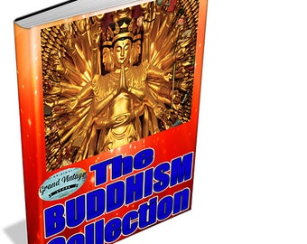 THE BUDDHISM COLLECTION - 160 Books on dvd - Buddha, Buddhahood, Buddhist