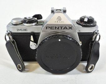 Pentax Asahi ME 35mm SLR Film Camera Body Only