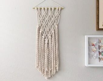 Macrame Patterns/Macrame Pattern/Macrame Wall Hanging Pattern/Wall Hanging Pattern/DIY Macrame/Name: Airy Square