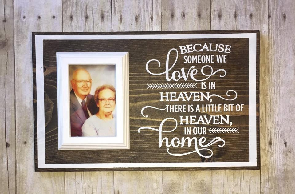 In Memory Of Mom In Memory Of Dad Sympathy Gift Ideas Memorial