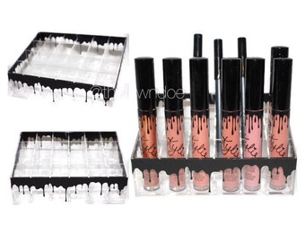 Kylie Lip Kit Drip Inspired 24 Count Lipstick Holder
