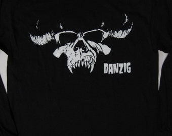 DANZIG  ... BAD ass Long sleeve (s-xxl) best metal /hard rock merch worldwide ever!!