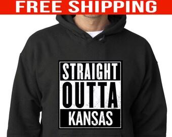 Kansas Pullover Hoodie