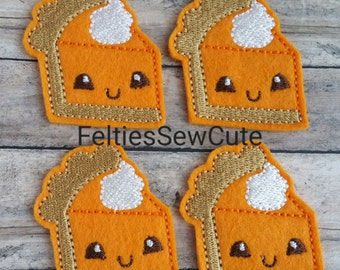 Pumpkin Pie Feltie