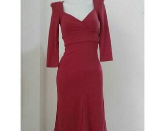 Diane Von Furstenberg Red dress size 4