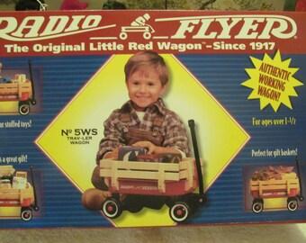 Radio Flyer  No.  5 WS   Wagon --