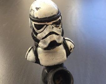 Stormtrooper Pipe