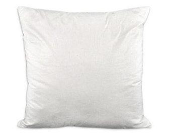 18x18 Throw Pillow Insert