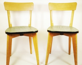 Pair of chairs from the seventies.