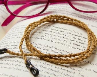 Eyeglass Chain - Natural - Eyeglass Cord