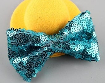 Sequin Bows ,Wholesale Bows.DIY Bow Supply