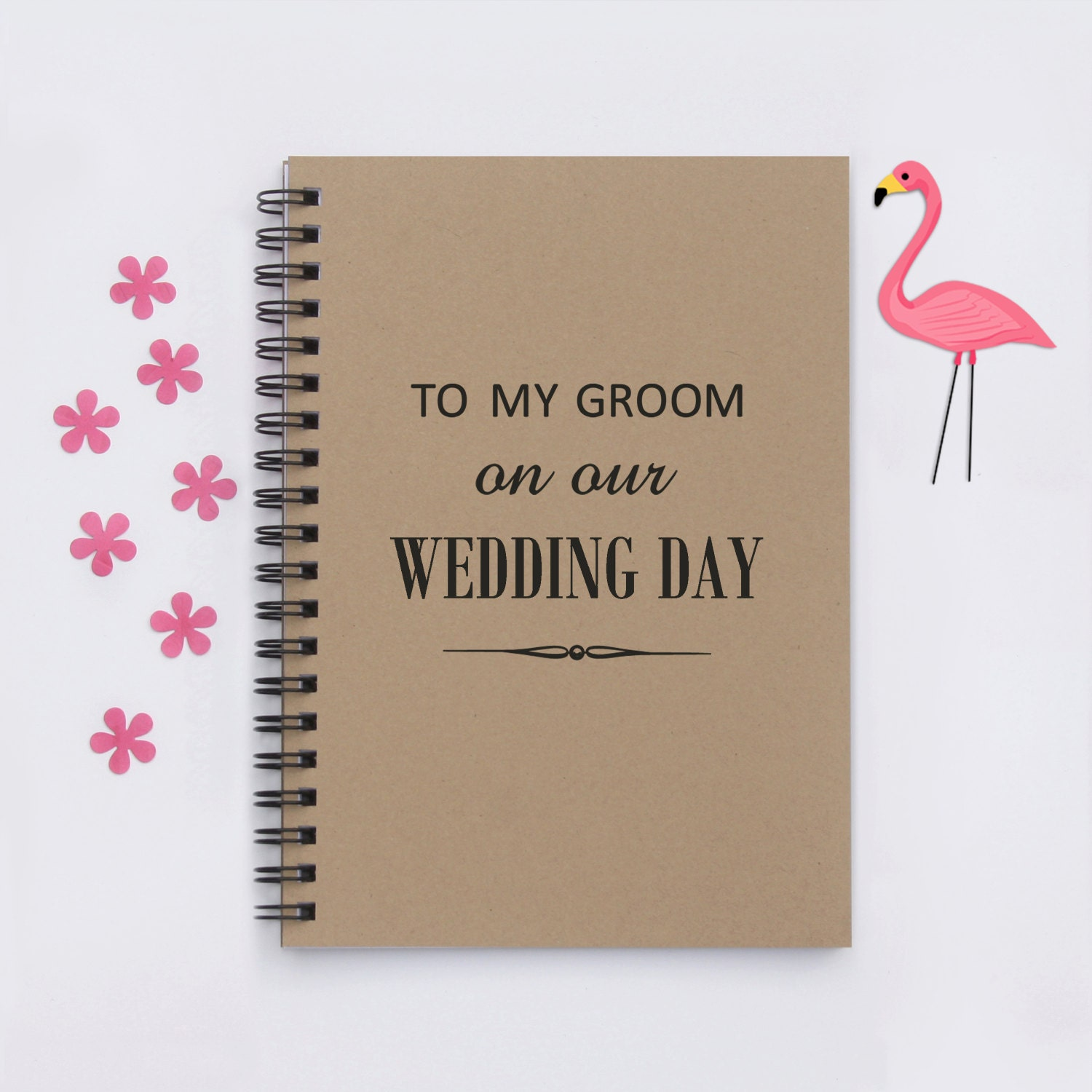 Groom To Bride Wedding Day Gift: Wedding Day Gift To My Groom On Our Wedding Day 5 X
