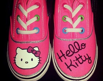 Hello Kitty Girls Shoes in a size 12