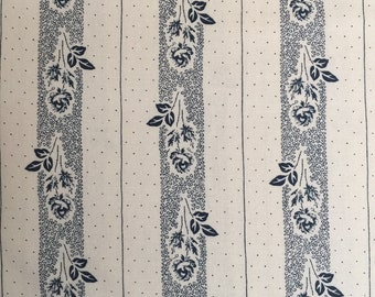 Panier De Fleurs by French General for Moda Fabrics by the yard 13596 14