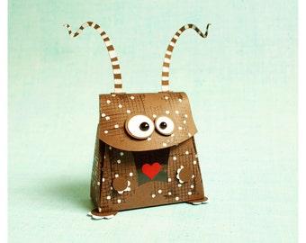 """plotterdatei - gift box """"little ladybird"""""""