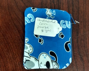 Blues clues coin purse