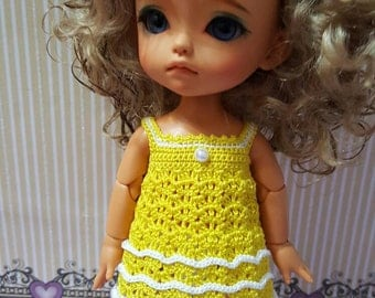 Crotched dress for Lati Yellow / Pukifee