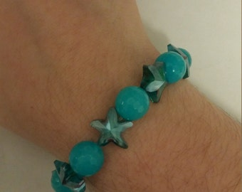 Ocean Dreams Stretchy Bracelet