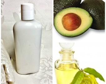 Magnesium Lotion - 2 oz Mineral Rich, Jojoba Oil, Coconut Oil, Shea Butter, Aloe Vera, Avocado Extract, Vitamin E, Hemp Oil, Grapeseed Oil