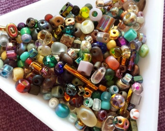 Quality Japanese Glass Bead Soup Mix - 14gms