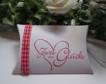 The wedding guest gifts