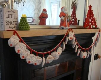 Christmas advent calendar , crochet  , Christmas advent , Christmas crochet , christmas calendar , Christmas ,