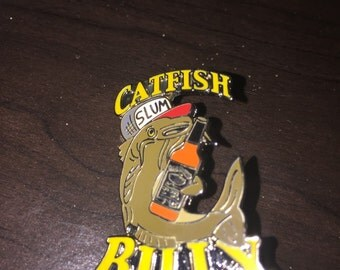 Yelawolf Catfish Billy Hat Pin Lapel Pin