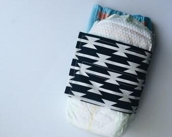 diaper strap // TOMAHAWK