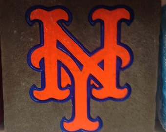 New York Mets Garden Stone