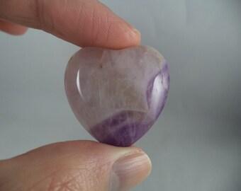 Amethyst Heart (.64 oz.)