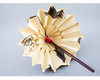 Item 9 Postcard Umbrella (set of 5)