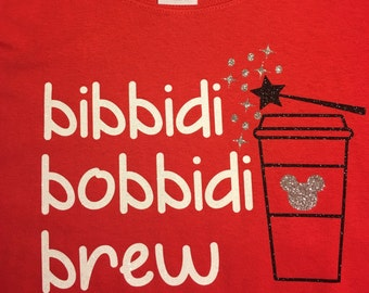 Bibbidi Bobbidi Brew T-Shirt