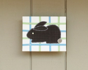 Bunny #1 Fabric Wall Art