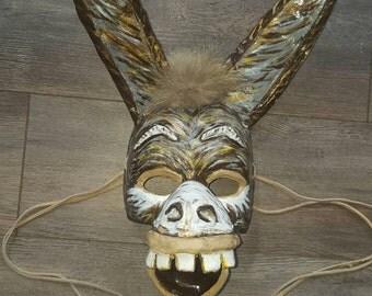 Midsummer Night's Dream mask, Bottom