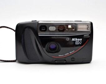 Nikon RD2 35mm Film Camera Point and Shoot