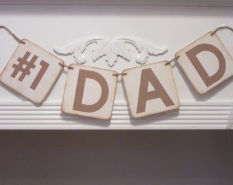 Fathers Day Banner #1 Dad