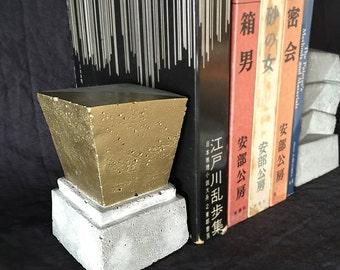 Concrete Bookend(trapezoid)