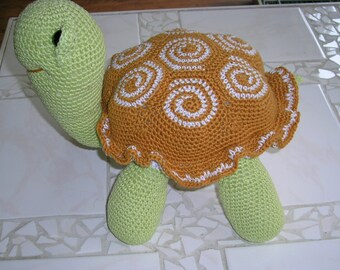 turtle,crochet turtle, stuffed turtle, crochet, gift, birthday gift, handmade, handcrafted