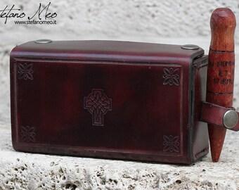 Vampire Hunter kit - belt purse - LARP