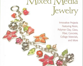 Metal Clay and Mixed Media Jewelry Project Book by Sherri Haab