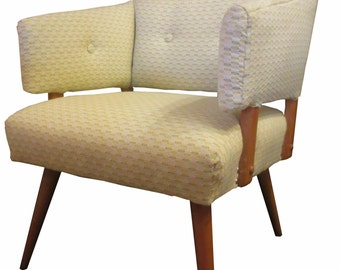1960's Mid-Century Side Chair