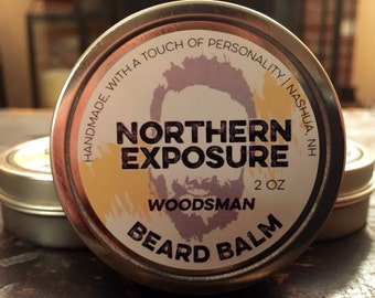 Beard Balm - Woodsman