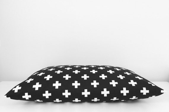 Black Dog Bed Cover Swiss Cross Dog Bed Black Dog Bed Dog