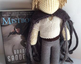 Crochet Kelsier ~ Mistborn