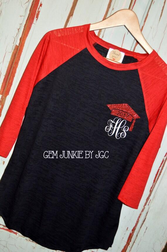 Custom seniorsenior momsenior nanagraduation by for Ez custom t shirts