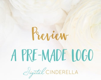 Pre-Made Logo Preview