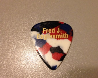 Fred Eaglesmith Guitar Pick