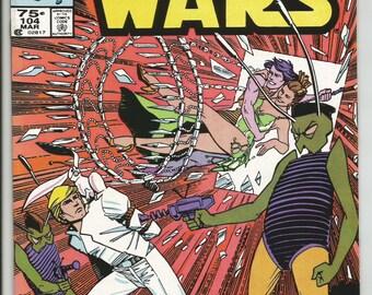 1985 Star Wars #104