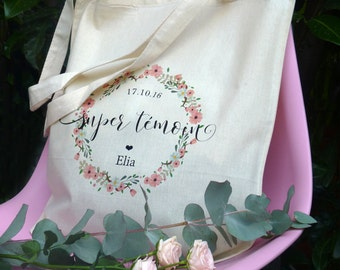 8 Tote bag personalized